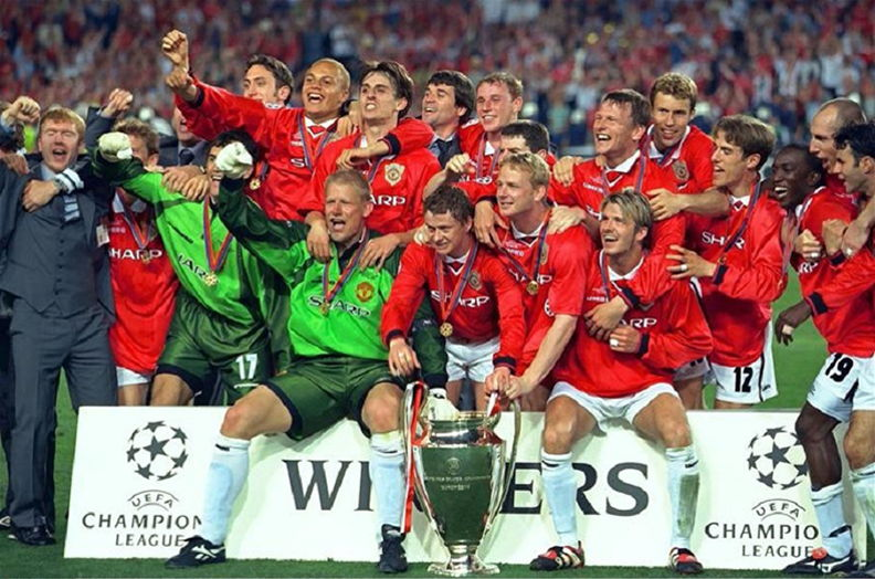 Premier league history best epl teams for Epl table 1998 99